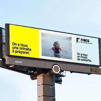 Fonds de solidarité FTQ et CARTIER lancent une toute nouvelle campagne corporative