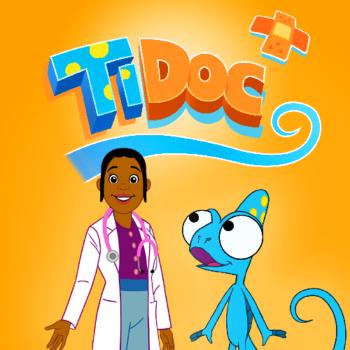 Une série télé pour expliquer les problèmes de santé aux enfants