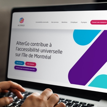 Atypic repense le site web d'AlterGo