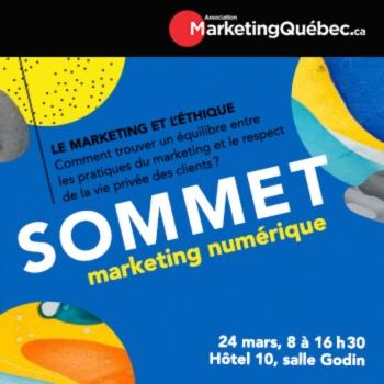 Sommet du marketing numérique 2020