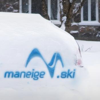 Un «call to action» dans la neige