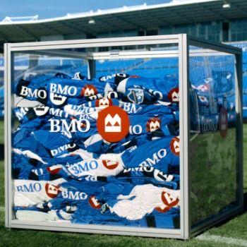 BMO et les fans de l'Impact redonnent à la communauté soccer