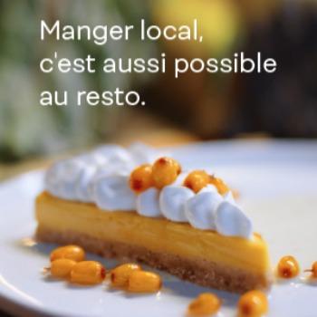 Le chef du restaurant Chez Boulay choisit les meilleurs aliments du Québec