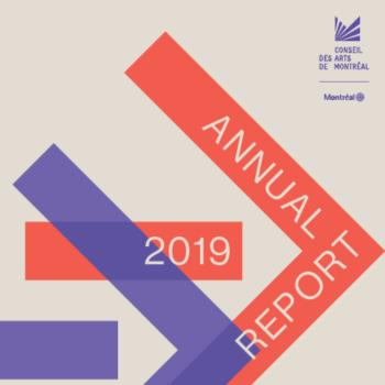 Le Conseil des arts de Montréal publie son rapport annuel