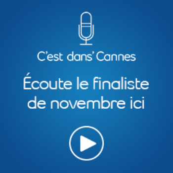 SAAQ et Ogilvy, finalistes de novembre au concours C'est dans' Cannes de Bell Média