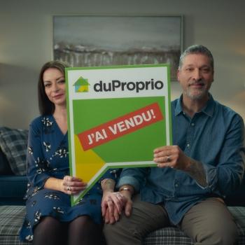 Rethink montre qu'il est facile de vendre avec DuProprio