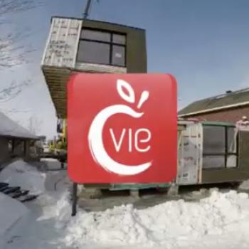 Ma maison rouge Canal Vie: Une plateforme d'intégration d'envergure