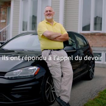 Volkswagen remercie les travailleurs essentiels