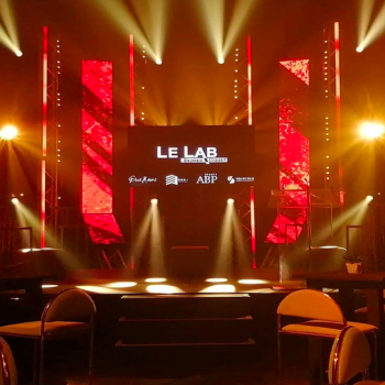 Le Lab, Espace Créatif: technologies, créativité et innovation