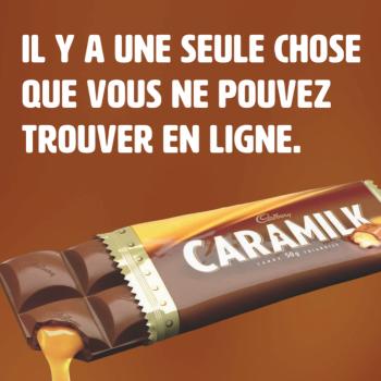 Même Internet ignore le secret de la Caramilk