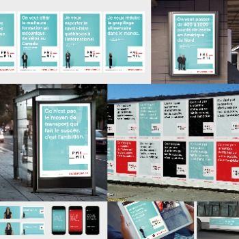 PME MTL célèbre l'ambition des entrepreneurs dans une campagne par K72