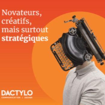 Un nouveau site web pour DACTYLO
