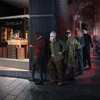 DentsuBos Montréal récidive avec un nouveau concept d'Halloween pour L'Émouleur