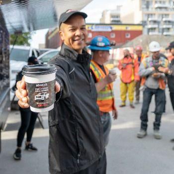 GMC et Eat it up média dévoilent une campagne sur les chantiers de construction