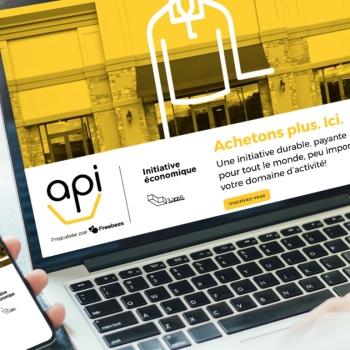 L'Agence Carbure développe l'image de marque d'api