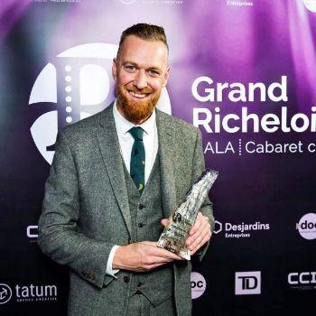 L'agence MOBUX remporte un prix au Gala Grand Richelois