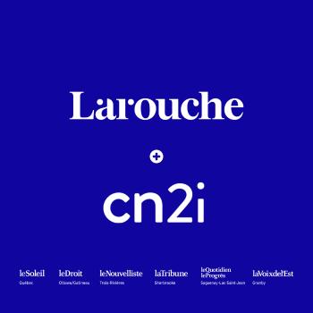 La Coopérative nationale de l'information indépendante choisit Larouche