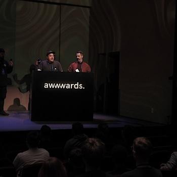 Locomotive nommée «Agence de l'année» aux Annual Awwwards