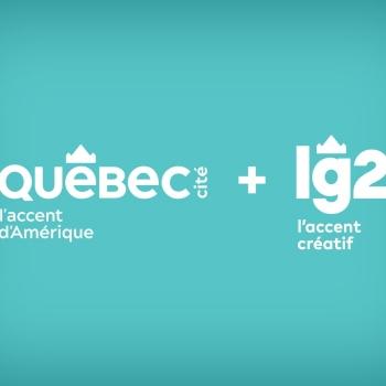 L'Office du tourisme de Québec choisit lg2