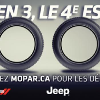 Chrysler : Pièces et Service s'offre le RTP de Bell Média