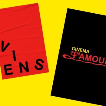 Publicis vous invite à venir (dans) le Cinéma L'Amour