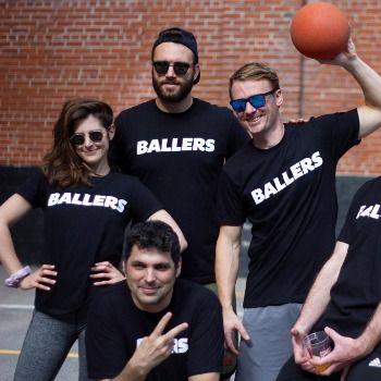 RG3: Le tournoi interagence de ballon-chasseur est de retour