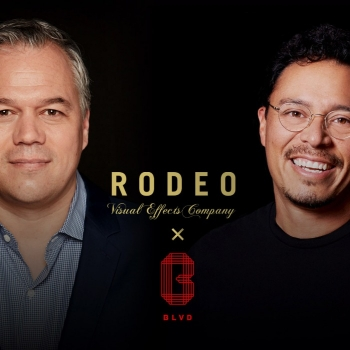 Rodeo FX fait l'acquisition de BLVD-MTL