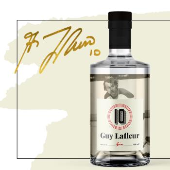 L'agence Rinaldi célèbre le lancement du Gin #10