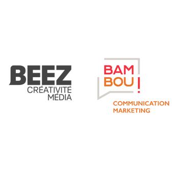 Cohabitation entre Bambou Communication Marketing et Beez Créativité Média