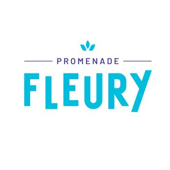 La SDC Promenade Fleury dévoile sa nouvelle identité