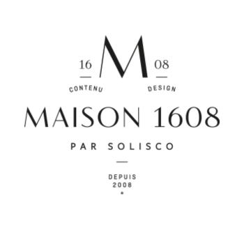 Maison 1608 par Solisco mandatée pour la conception de deux magazines