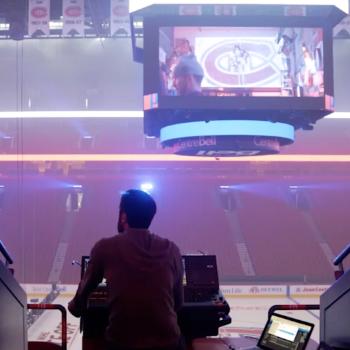 Le Canadiens de Montréal choisit BLVD pour le spectacle d'avant-match de la saison 2019-2020