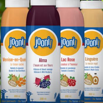 Exo B2B fusionne les saveurs de 2 continents pour la marque jooni!