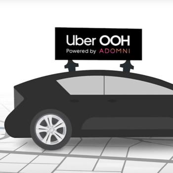 Uber introduit les écrans publicitaires sur ses véhicules