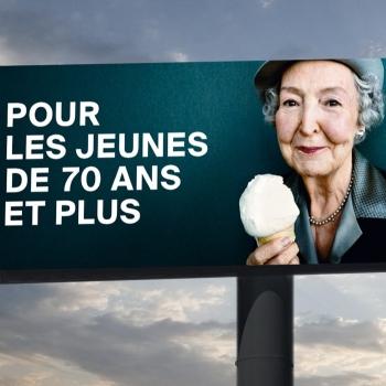 Une campagne pour les jeunes de 70 ans et plus