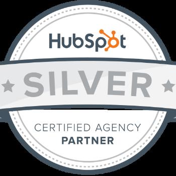 Parkour3 nommée «Agence partenaire certifiée niveau argent» par HubSpot