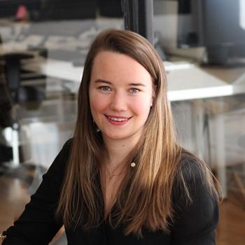 Sophie Naert devient directrice de compte chez Hamak
