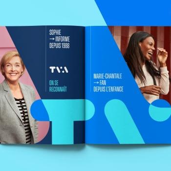 TVA se repositionne avec TVA+ et une nouvelle image