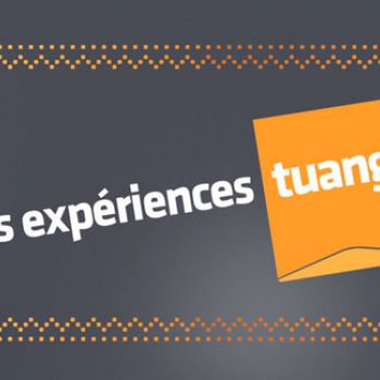 La campagne de Noël de Tuango
