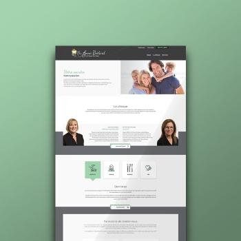 Alias Clic réalise la nouvelle plateforme web de la clinique Anne Bédard