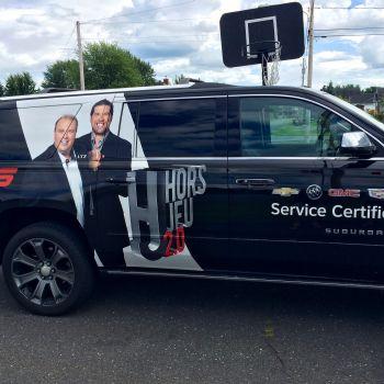 Hors-Jeu 2.0 sur la route avec le Service Certifié Chevrolet Buick GMC Cadillac