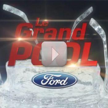 Prêts pour le hockey, RDS et Ford présentent La Trousse de Repêchage et Le Grand Pool