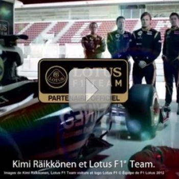 Au volant d'une véritable F1 avec RDS et Unilever
