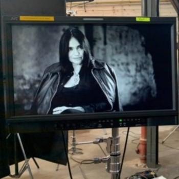 Felipe RP fait la promotion de la série québécoise «Epitath»