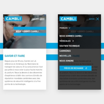 Kryzalid repense le site web de Cambli