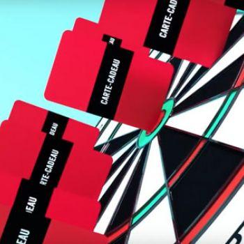 Une carte-cadeau qui s'anime, se transforme et se multiplie pour le Marché Central