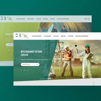 Kryzalid repense le site web du Cégep de Sorel-Tracy