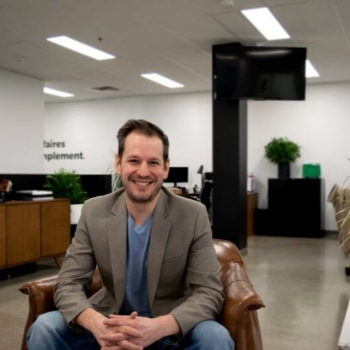Francis Fréchette devient associé chez Webit Interactive