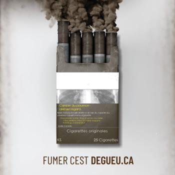 «Fumer C'est Dégueu»