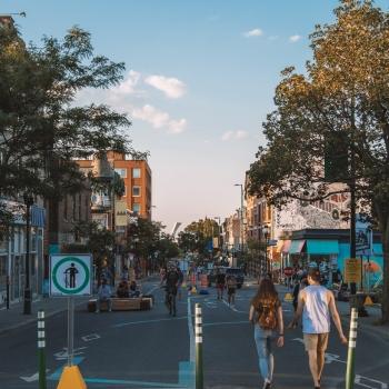 Une programmation créative pour revitaliser le centre-ville de Montréal